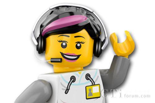 你可以从乐高(LEGO)联络中心学到的14件事情