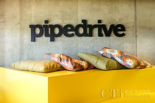 CRM软件开发商Pipedrive获1700万美元B轮融资