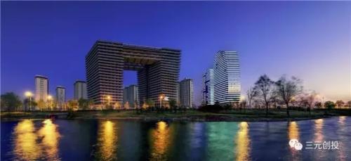 """鹤壁呼叫中心产业新城――呼叫""""您"""""""