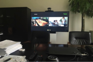 摩云新标榜 签约今典集团视频会议建设