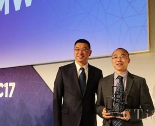"""华为NFV解决方案荣获2017世界移动大会 """"最佳技术使能""""奖"""