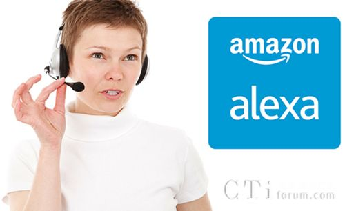 亚马逊Alexa图谋接管呼叫中心产业?