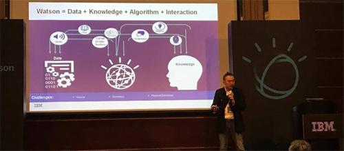 IBM在台力推企业Chatbot技术,华生ConversationAPI开始支援中文