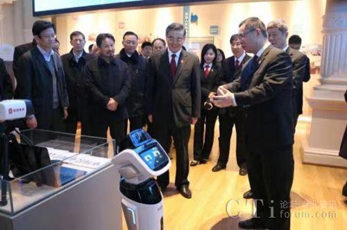 机器人+法院,实现一站式法院诉讼服务