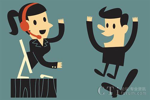 一个伟大的客户体验是每一个部门的共同职责
