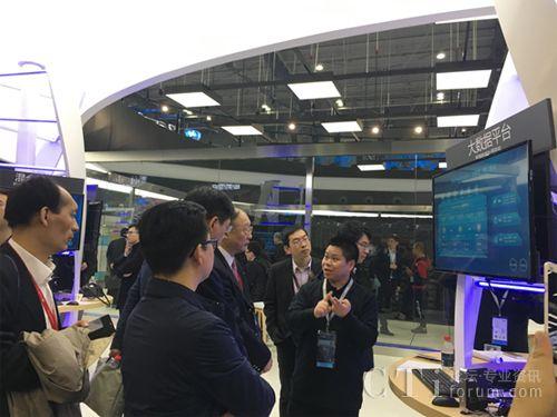 华为中国生态伙伴大会2017直击