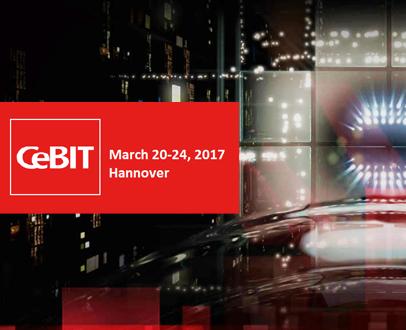 CeBIT 2017-数字商务的全球盛会
