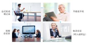 众麦通信:电话会议和视频会议