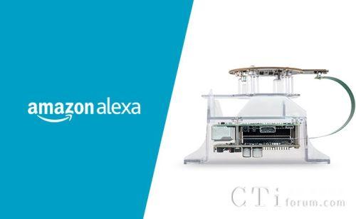 亚马逊向第三方开放Echo用到的的语音识别技术