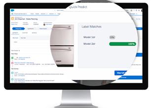 Salesforce联合雨花石云计算为企业提供AI在CRM的创新应用
