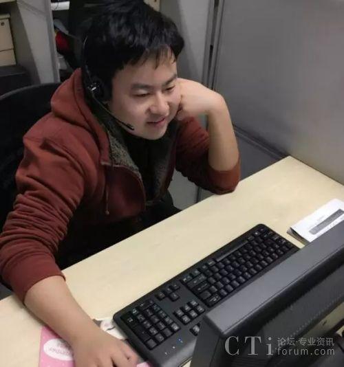 川航呼叫中心:今天你微笑了吗?(二)