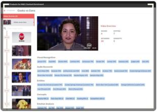 新款IBM Cloud服务使用Watson来生成视频元数据