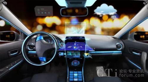 汽车人机界面的未来发展趋势