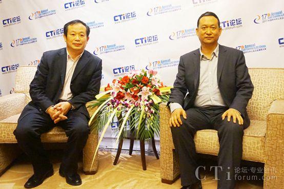 神州泰岳副总裁杨凯程:通过核心技术打造人工智能基础引擎
