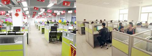 合肥和君纵达数据科技有限公司业务部座席