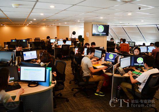 菲律宾多语种呼叫中心在中国启动
