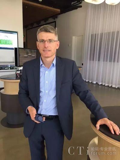 Erik Ekudden就任爱立信集团CTO兼技术与架构主管