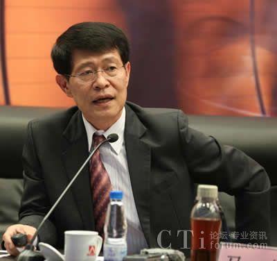 诺基亚和上海贝尔总裁王建亚先生