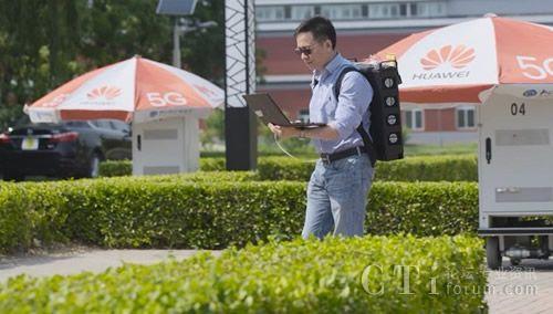 华为率先完成中国5G技术研发试验第二阶段测试