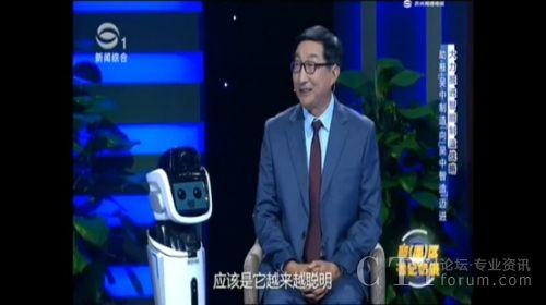 """钱东奇董事长认为旺宝的优势是""""越来越聪明"""""""