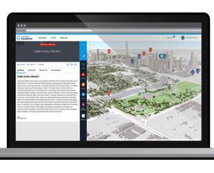 迪拜:运用空间信息技术打造全球最幸福城市