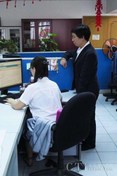匠心服务坚守者――北京联通客服呼叫中心李茹