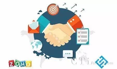 国华育展签约使用Zoho CRM,获取更多优质客户资源