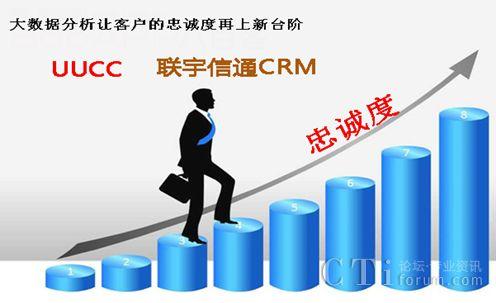 联宇信通CRM:数据革命时代,你的企业在谈什么?