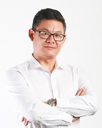 上海易谷网络科技有限公司首席执行官 王鸿冰