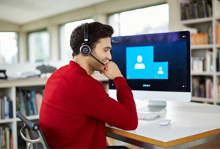 Jabra Evolve 65:无线无束缚、办公更自由