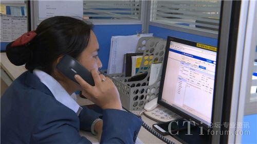 """怒江95598呼叫分中心用实际行动为客户用电""""遮风避雨"""""""