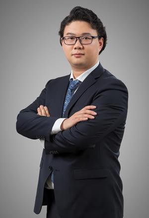 平安联络云高级总监 蒋辉