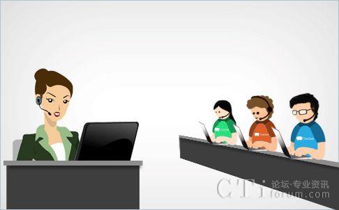 三种成功的呼叫中心座席训练技巧