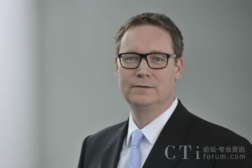 来自捷德移动安全首席执行官Carsten Ahrens