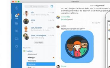 新开源码协作工具Keybase Teams问世了
