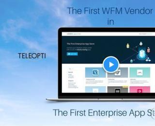 Talkdesk将Teleopti的WFM技术集成联络中心