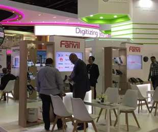 方位参加第37届迪拜Gitex展会取得圆满成功