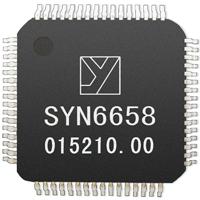 北京宇音天下SYN6658中文语音合成芯片