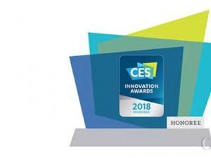 Nuance荣获2018年CES创新大奖