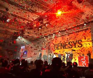 Genesys 2018销售年会在美国...