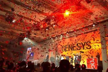 Genesys 2018销售年会在美国旧金山隆重召开