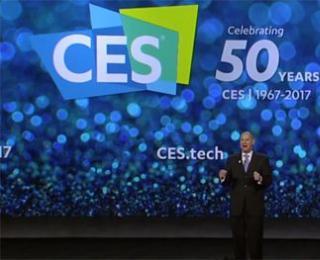 国际消费性电子展CES 2018登场、各大厂聚焦AI应用