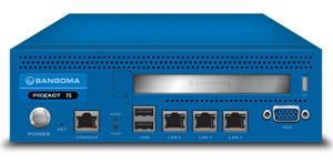 Sangoma发布PBXact-75融合设备