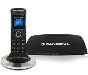 Sangoma发布无线DECT终端SIP电话