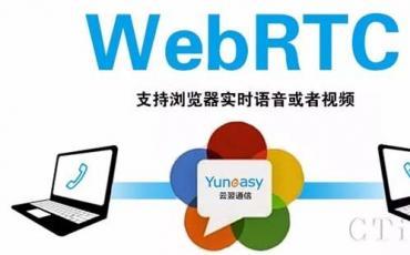 云翌通信云呼叫中心支持WebRTC
