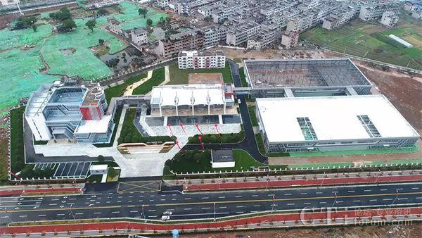 上饶呼叫城:打造江西最大的呼叫产业城