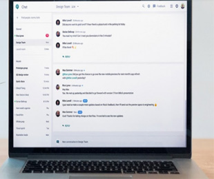 谷歌即将推出环聊和Slack竞争企业市场