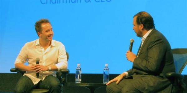 Salesforce赶在Dropbox上市之前投资1亿美元