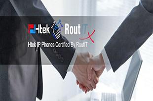 汉隆科技IP话机与RoutIT系统平台完美兼容