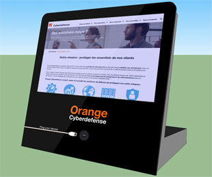 Orange推出新型USB闪存恶意软件清理迷你终端